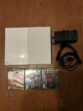 Microsoft 1540 Xbox One 500 GB Console - White with 3 games TESTED