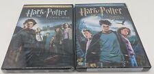 New Harry Potter Dvd Movies Set Of 2 - Prisoner of Azkaban & The Goblet Of Fire