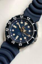 SRP605J2 Automatic Blue Rubber Strap Made in Japan Watch COD PayPal