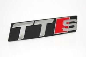 OEM Audi TT 8J Coupe Roadster TTS Front Grill Badge Emblem S Line