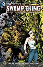 Swamp Thing Vol. 3: Rotworld: The Green Kingdom The New 52