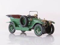 Russo Balt C24/40 AutoLegends USSR 1910. Diecast Metal model 1:43. Deagostini