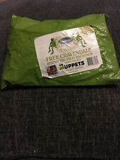 Cravendale Kermit The Frog Backpack Rare Brand New Unopened Collectors