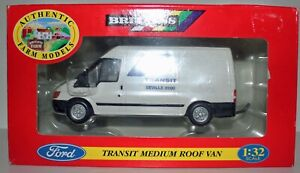 Britains 1:32 MK6 FORD TRANSIT Ford staff  give away at Seville Spain 2001