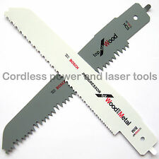 Bosch M1131L + M3456XF PFZ 500 E Multisaw Saw Blades for WOOD & WOOD with METAL