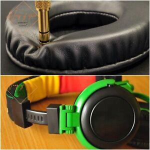 Soft Leather Ear Pads Foam Cushion EarMuff For Skullcandy GI Series Headphones