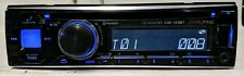 Alpine Cde-143Bt Bluetooth Cd/Aux/Usb In Dash Car Receiver - Tested Fully -