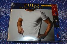 Polo Ralph Lauren Set of 3 Classic Fit Cotton Crew Assorted T-Shirts Size Medium