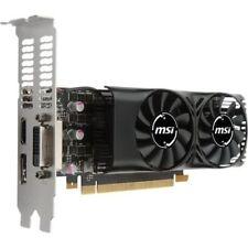 MSI GeForce GTX 1050 Ti 4GB Low Profile Dual Fans