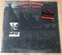 Neil Young & Crazy Horse Broken Arrow vinyl 2 LP SEALED