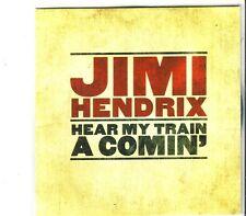"""Jimi Hendrix """"hear My Train A Comin"""" PROMO CD 1 Track"""