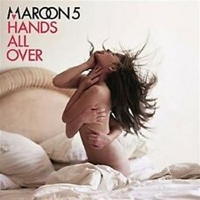 NEW Maroon 5 Hands All Over [Digipak] (CD, Sep-2010, Octone Records)
