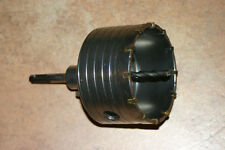 125mm HM Bohrkrone Dosenbohrer mit SDS Plus Aufnahme