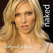 NAKED BY GIBSON DEBORAH CD NEW SEALED