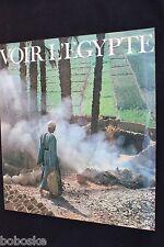 Voir L'Egypte (Edit-1976) (127 pages+nombreuses photos) (Editions Hachette)