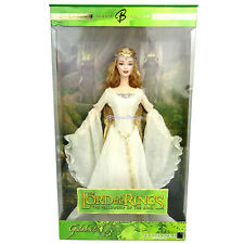2004 Barbie Doll as Galadriel in The Lord of The Rings Fellowship of The Ring