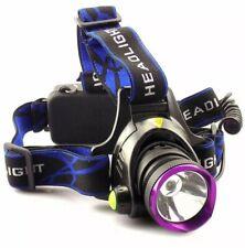 LED Headlamp Torch Headlight Frontal Flashlight High Power - NEW