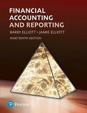 More details for financial accounting and reporting by mr barry elliott