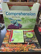 Steck-Vaughn Elements of Reading Comprehension Level K Complete Package Set