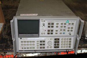 HP 8567A SPECTRUM ANALYZER