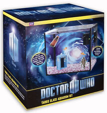 BRAND NEW DOCTOR WHO FISH TANK / AQUARIUM WITH LID