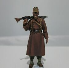 1/35 Pro Built and Painted Resin WW2 Afrika Korp MG Gunner BRAND NEW