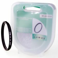 Filtro UV 46mm slim mc en varias ocasiones vergütet incl. caja de almacenamiento