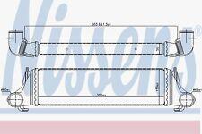 INTERCOOLER BMW X5 E53 3.0 D - OE: 17512247966 - NUEVO!!!