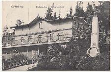 Ak Gottesberg Friedenshöhe mit Kriegerdenkmal Boguszów Gorce Rothenbach 1913 !