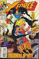 X-Force, Comic Book, Vol.1, #24 July 1993