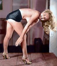 Marilyn Monroe, Marilyn in an early modeling photograph. 1940's