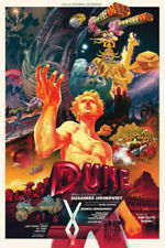 274389 Jodorowsky's Dune Classic Movie POSTER PRINT WALL CA