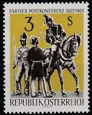 Oostenrijk postfris 1963 MNH 1129 - Postkongres Parijs