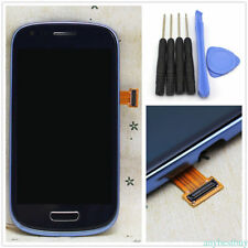 Full LCD Touch Screen Glass Digitizer & frame for Samsung Galaxy S3 MINI i8190