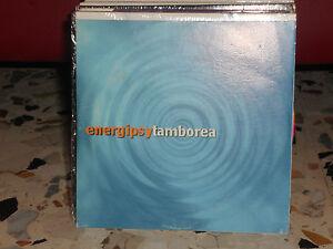 ENERGIPSY - TAMBOREA - cd singolo cardsleave PROMOZIONALE usato 1998