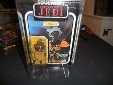 1983 Palitoy Star Wars ROTJ Klaatu, 65 Back, MOC Unpunched