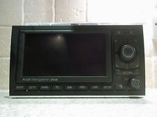AUDI A4 B7 Sistema di Navigazione Sat Nav Satellite spedizione gratuita, RNS-E DVD & Dischi S4