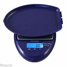 Lightweight Portable Digital Scale ES-600, by American Weigh, Blue