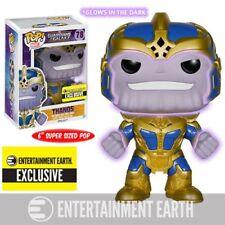 Guardians of the Galaxy Thanos Glow-in-the-Dark 6-Inch Pop! Vinyl Bobble Head
