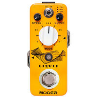 Mooer Liquid Digital Phaser Guitar Effects Pedal
