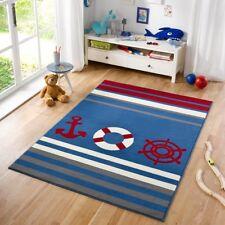 Design Velours Teppich Maritim Anker 140x200 cm | 102396