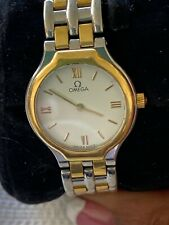 Omega DeVille Ladies Watch 6101/433 Two Tone