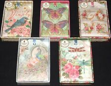 Punch Studio Scented Fragrance Drawer Wardrobe Sachets/Bags x 4 In Box 5 Designs