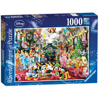 Ravensburger Disney All Aboard For Christmas Jigsaw Puzzle (1000 Piece) NEW