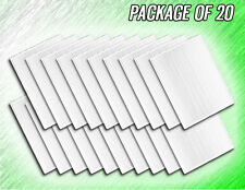 C25864 CABIN AIR FILTER FOR 2008 2009 2010 ROGUE SENTRA - PACKAGE OF 20