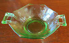 Heisey Yeoman Moongleam Green Diamond Optic Individual Nut Cup(s)