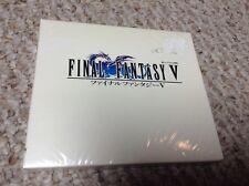 Nobuo Uematsu Final Fantasy V Piano Collections Game Soundtrack Japan CD NEW