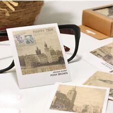 DIY Landscape 40pcs/lot Retro Creative Vintage Postcard Greeting Cards Mini