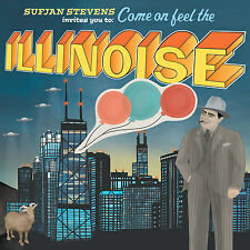 Sufjan Stevens - Illinoise 2 LP set - SEALED NEW w/ download card