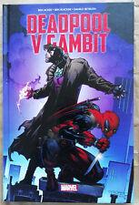 Deadpool V Gambit B ACKER, B BLACKER & D BEYRUTH éd Panini 2017